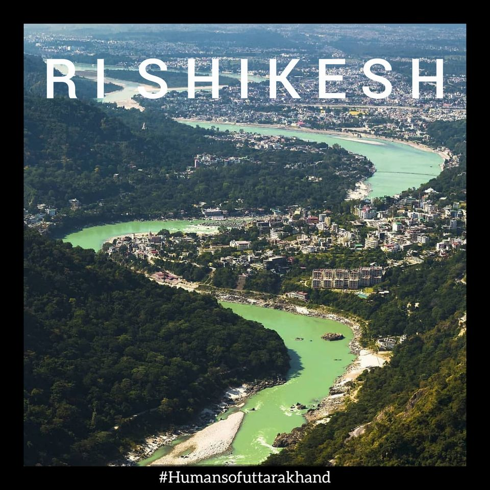 Rishikesh Yoga Capital of the World