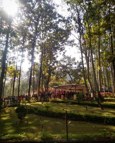 Sheetla devi Mandir Kathgodam