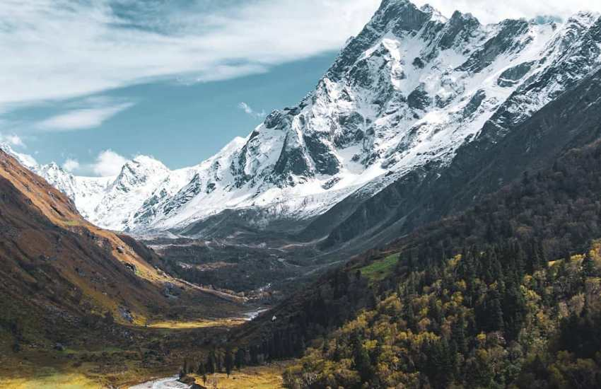 10 Best and Beautiful Valley in Uttarakhand Har Ki Doon Valley