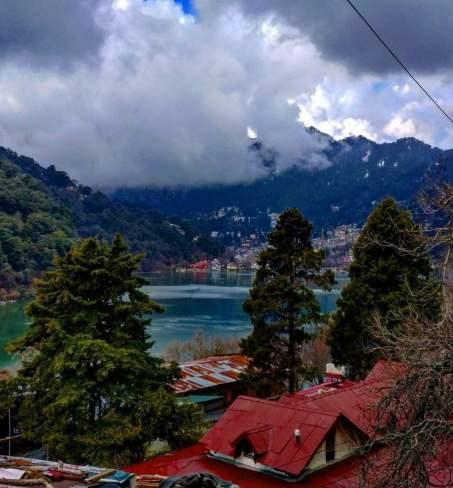 Naina Jheel Fanshi Gadhera Nainital