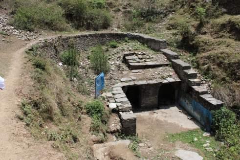 Naula The traditional water source of Uttarakhand