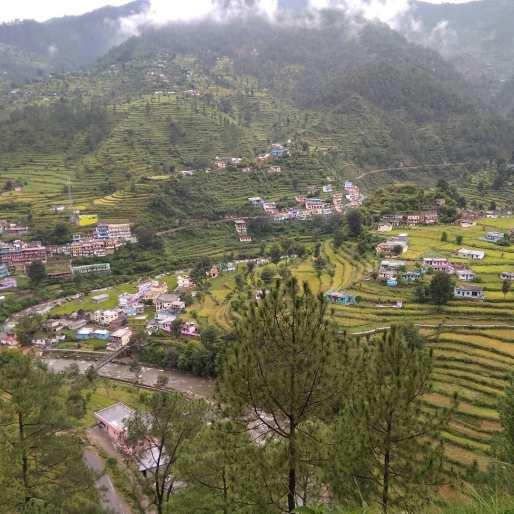 Rahu Mandir Paithani Village