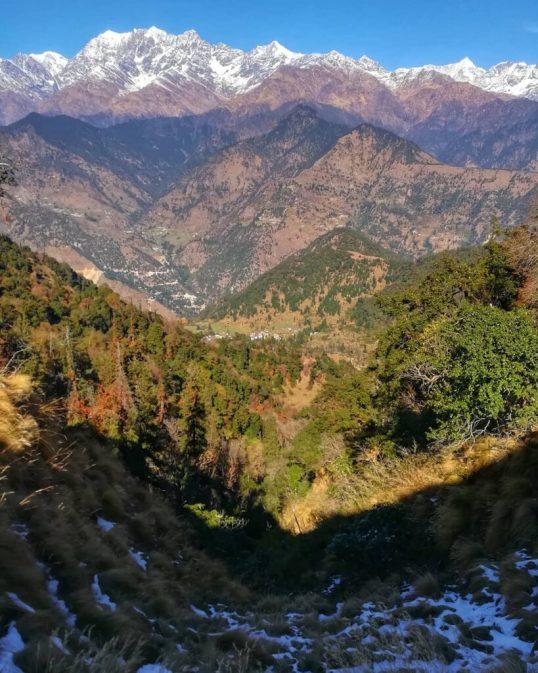 Sunderdhunga Ghati Bageshwar