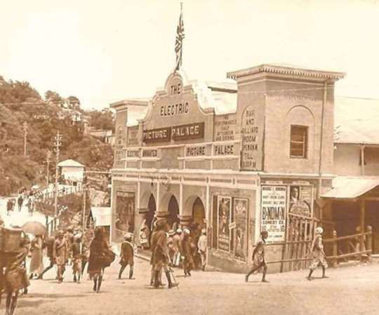 First Cinema Hall of North India The Electric Picture Palace Mussoorie
