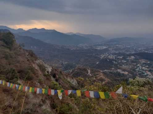 Dehradun To Jharipani Mussoorie Trek