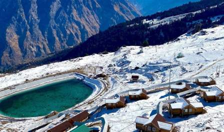 Switzerland of India Auli Hill station