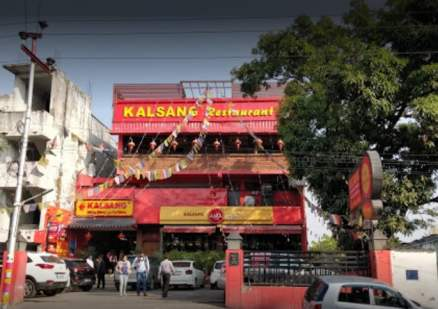 Kalsang Restaurant Dehradun