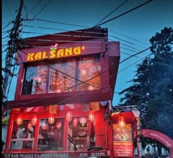 Kalsang Restaurant Mussoorie