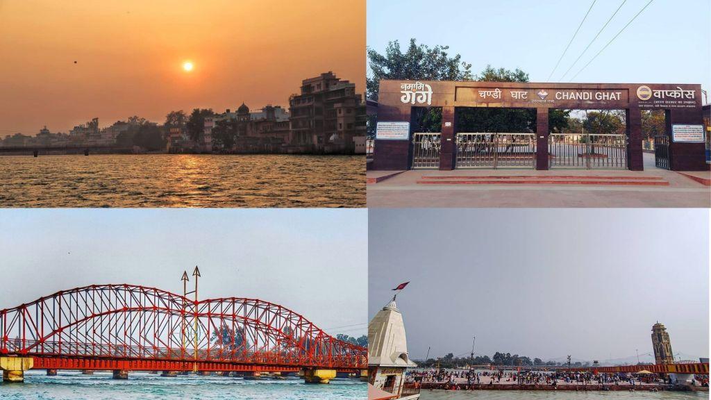 Famous Ghats in Haridwar