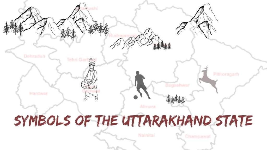 Symbols of the Uttarakhand state