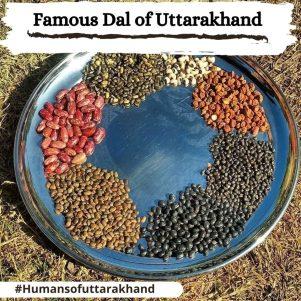Famous Dal of Uttarakhand