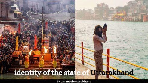identity of the state of Uttarakhand
