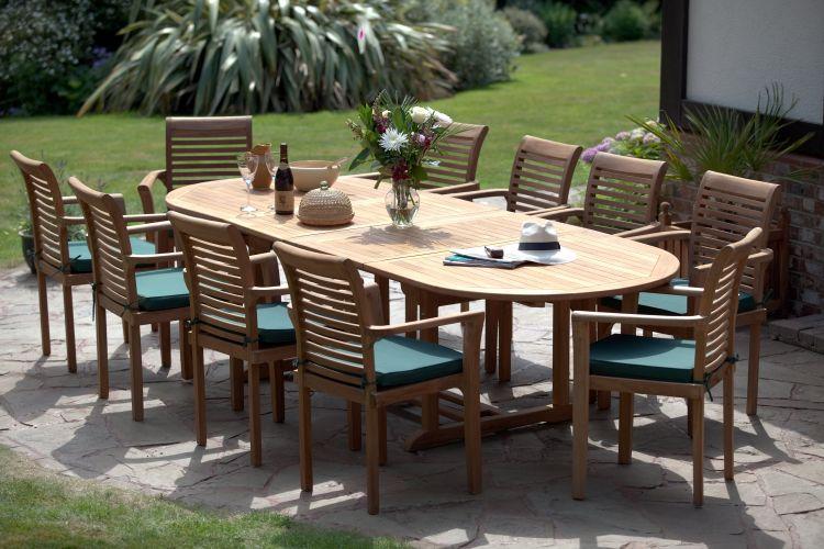 Outdoor Furniture 10 Seat