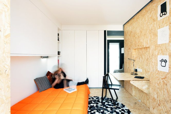 Xadrez Apartment Student Accommodation With Fold Away