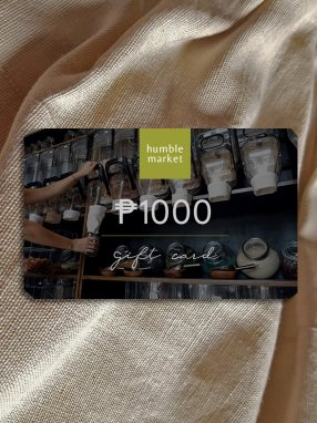 P1000 Gift Card