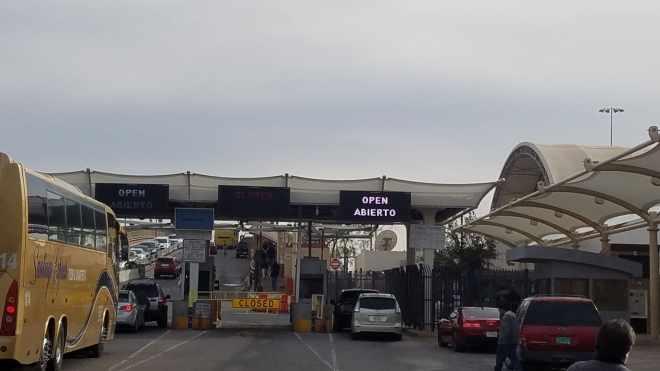 Juarez Mexico Border