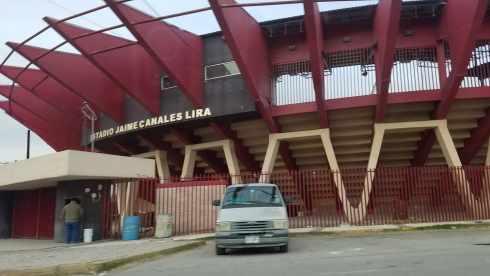 sports arena Juarez Mexico