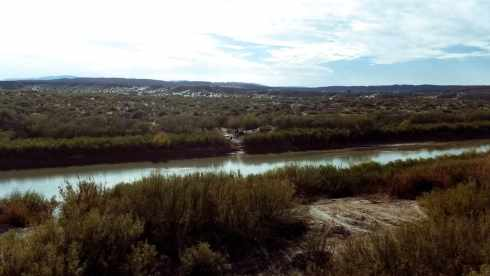 Boquillas Canyon Rio Grande - National Park During Government Shutdown