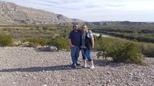 Humbly Nomadic at Boquillas Canyon