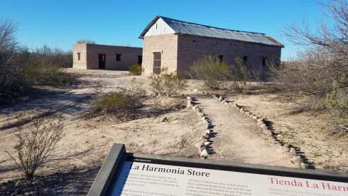 La Harmonia Store 2 - Big Bend During Government Shutdown