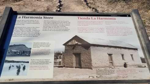 La Harmonia Store - Big Bend During Government Shutdown
