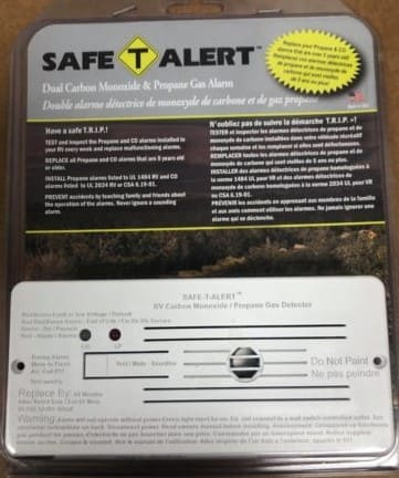 MTI Industries Safe T Alert 35 Series 12V - 4