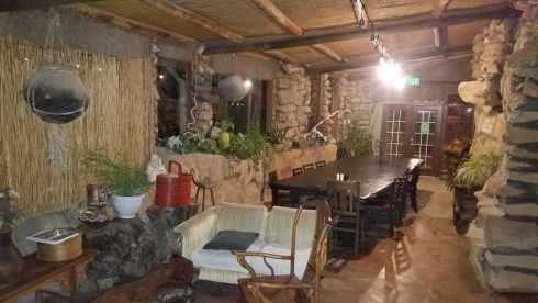 Parlor Area La Kiva Underground Bar and Restaurant