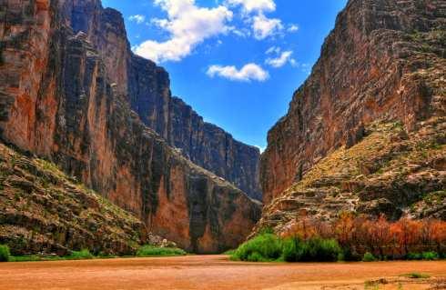 Santa Elena Canyon 4