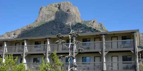 chisos mountans lodge