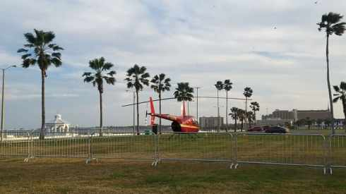 Corpus Christi Helicopter Rides