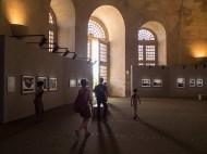 Une cathédrale aux vitraux de lumière