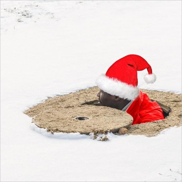 Père Noël, ou es-tu ?