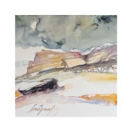 Morbihan (aquarelle)
