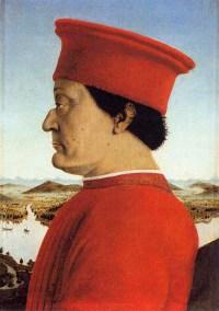 Piero della Francesca - Duc d'Urbino 1460/1470