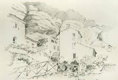 Vaucluse - Le Beaucet.