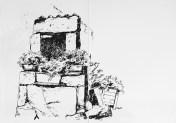 Morbihan. Le Hahon, le vieux puits chez Monique et Joseph.
