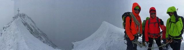 Sensationelles Gipfelpanorama ;-)
