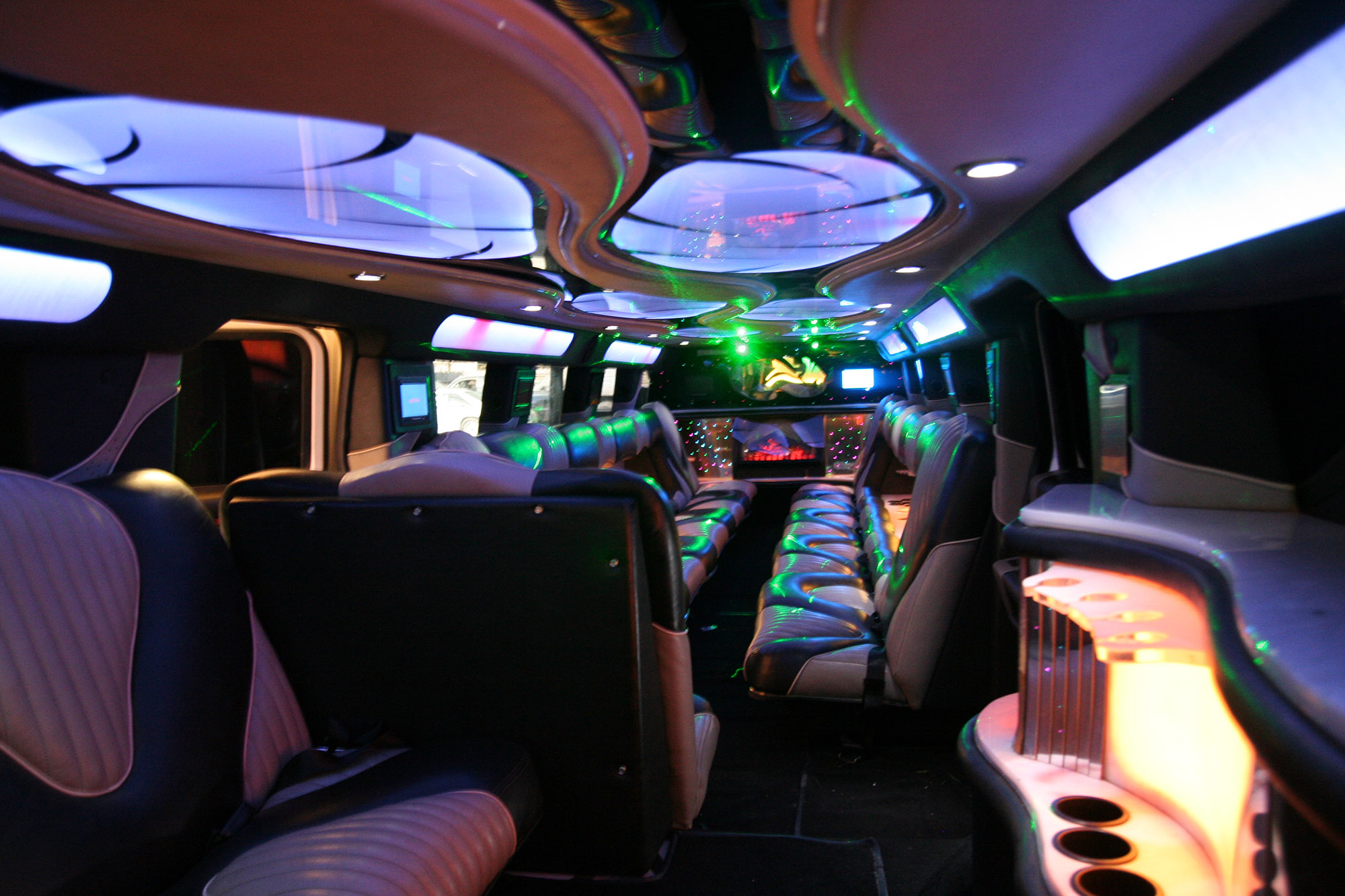 Hummer Daddy Limo Houston