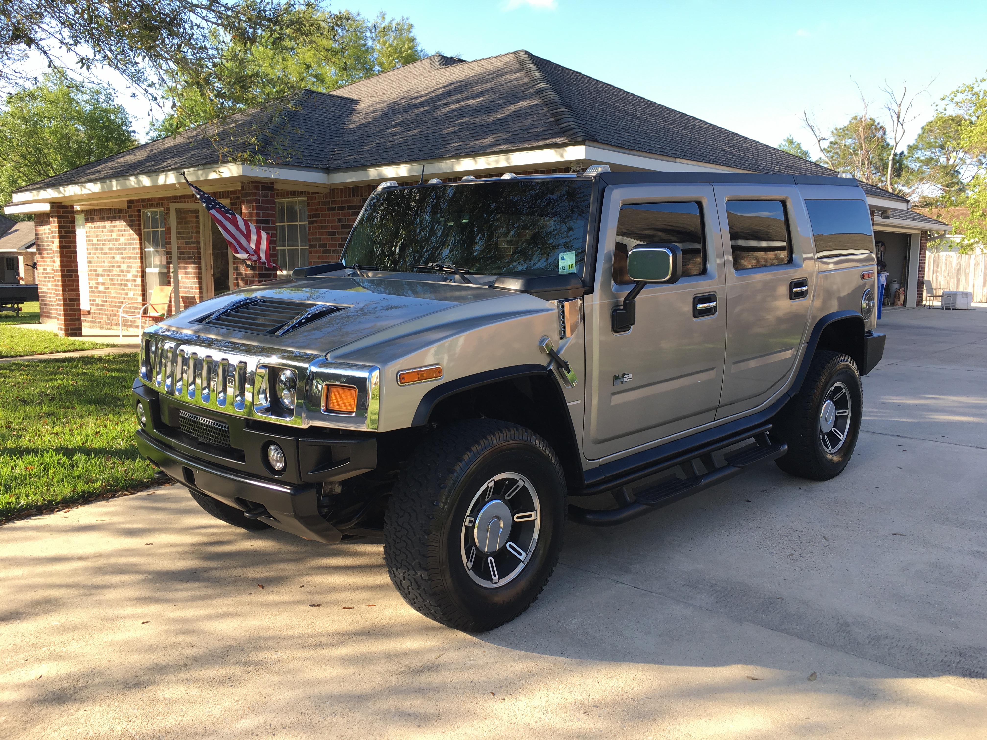 What have you done to your h2 today Page 53 Hummer Forums