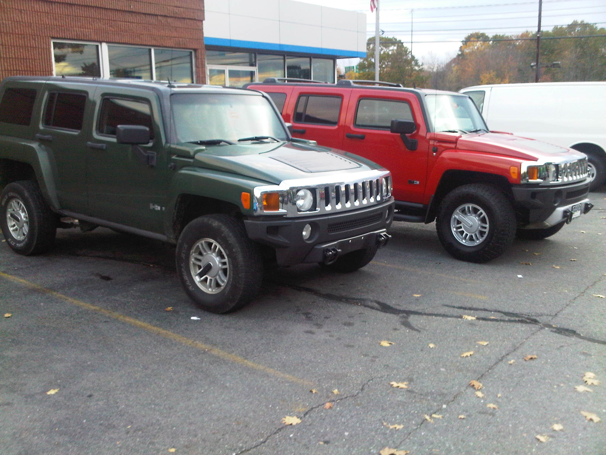06 shadow green h3 Page 2 Hummer Forums Enthusiast Forum for