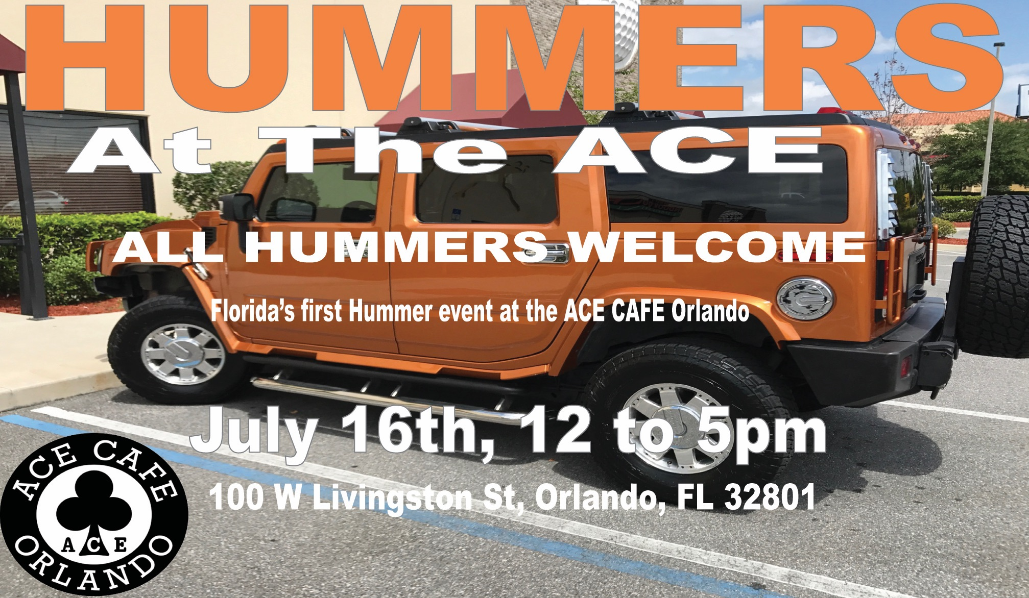 Orlando Hummer Event Hummer Forums Enthusiast Forum for Hummer