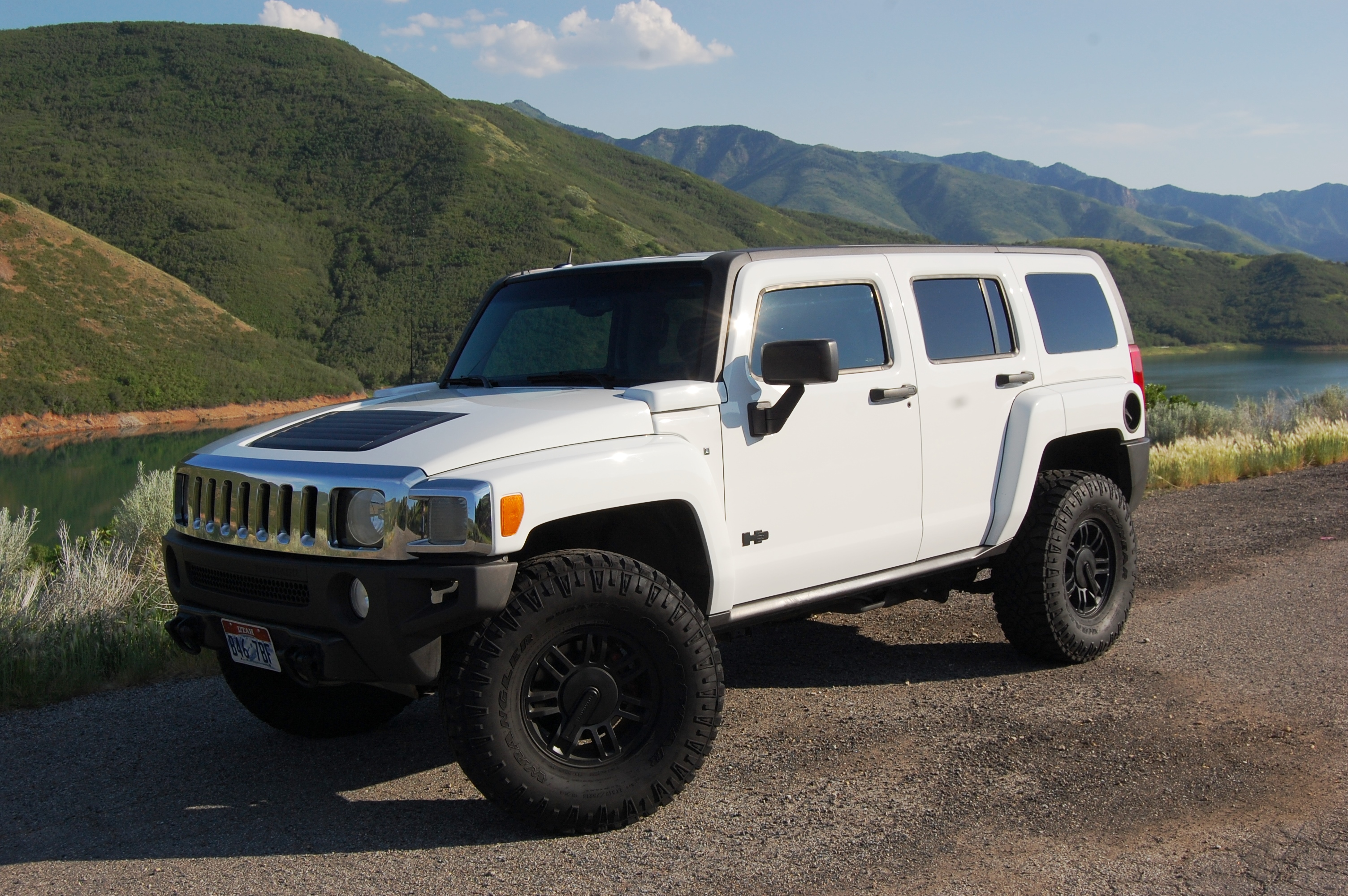 For Sale 2007 Hummer H3 77k Miles 5spd Manual Utah Hummer