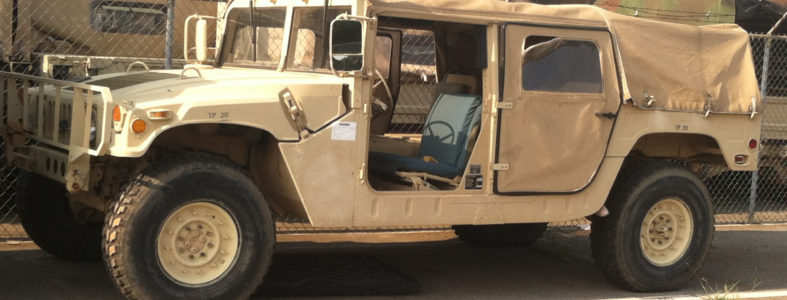 Street Legal HMMWV - Can it be done?