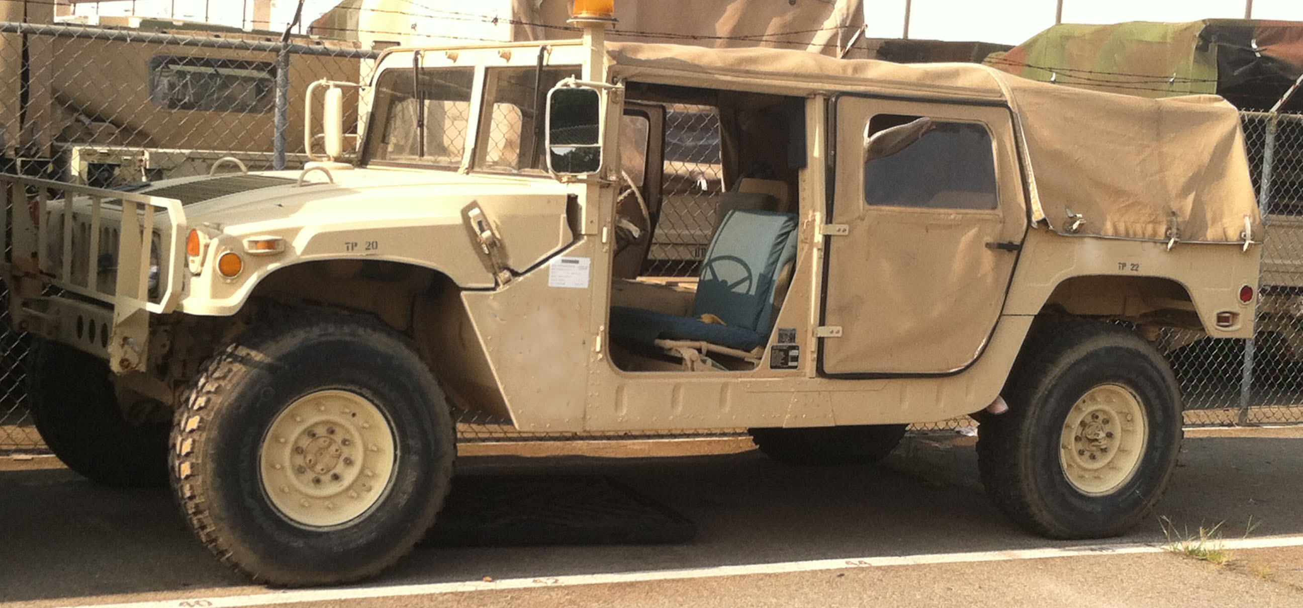 HMMWV, Humvee, M8, Military Truck Parts | army surplus hummers for sale