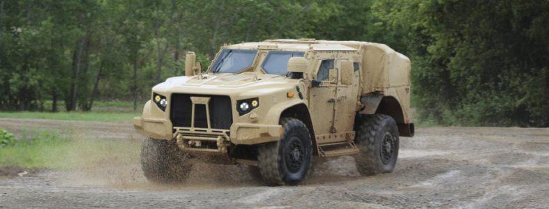 Joint Light Tactical Vehicle (JLTV) vs. Humvee (HMMWV)