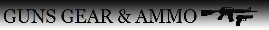 Guns Gear & Ammo Logo www.gunsgearandammo.net