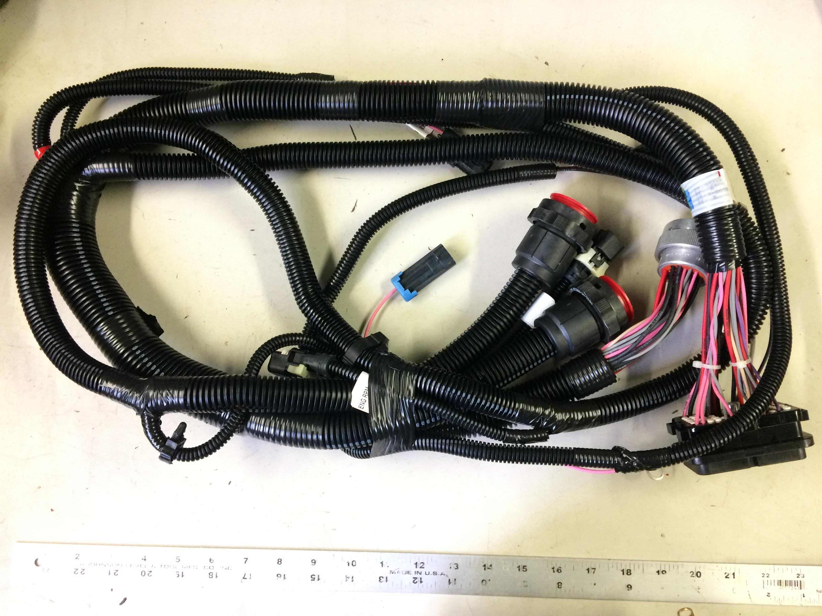 Cougar Jerrv 6x6 Wiring Harness Engine Transmission 2549 Gg58 2590 Enginetransmission 01 535 6462