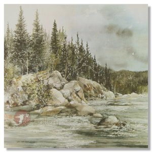 Les Weisbrich - Elbow River