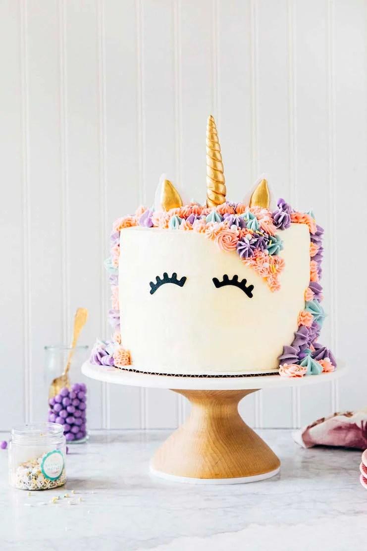 Rainbow Unicorn Cake Hummingbird High