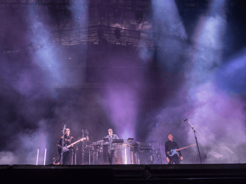 01 The xx @ Lollapalooza Chile 2017